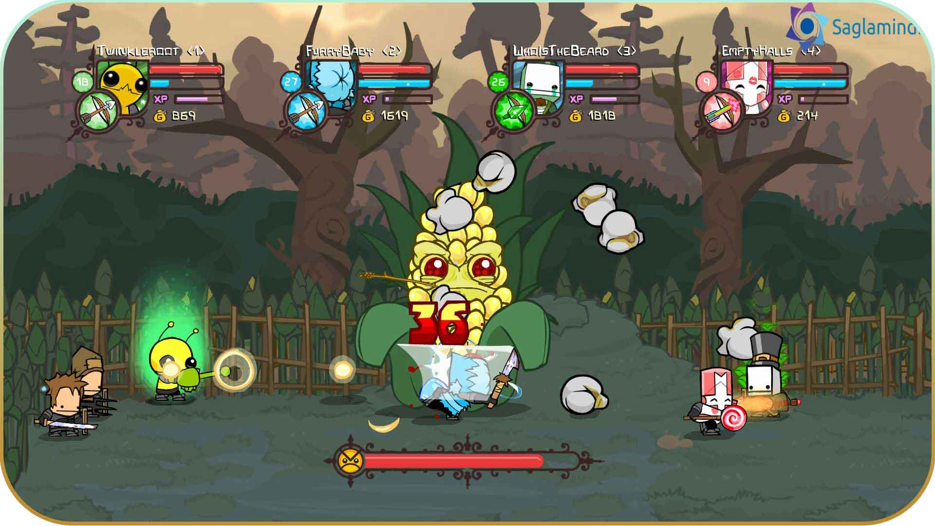 Castle Crashers full indir