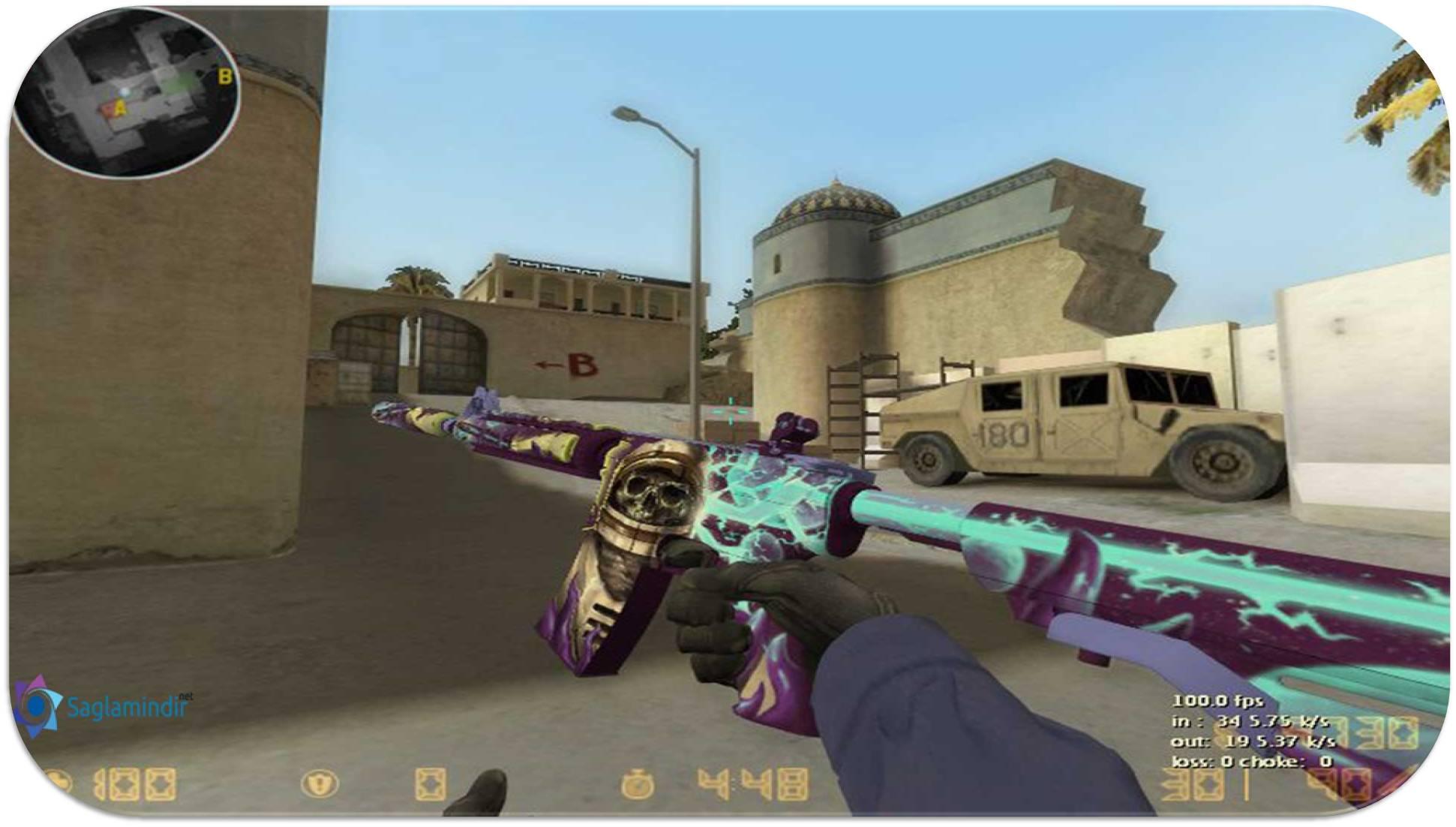 Counter Strike 1.9 saglamindir