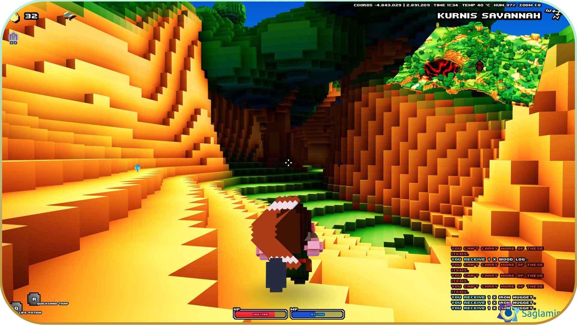 Cube World full indir
