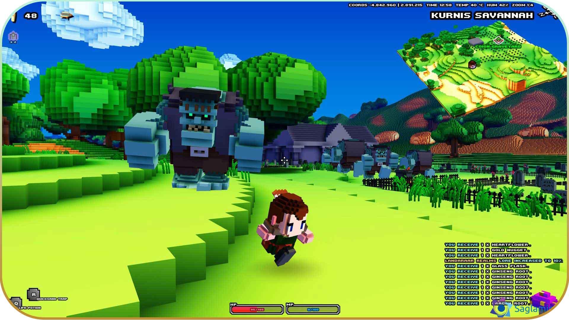Cube World saglamindir