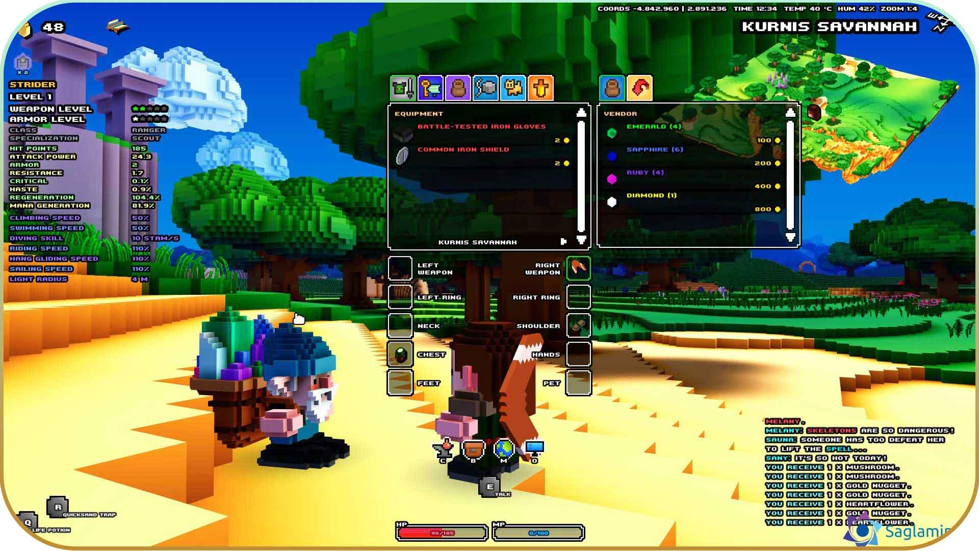 Cube World torrent indir