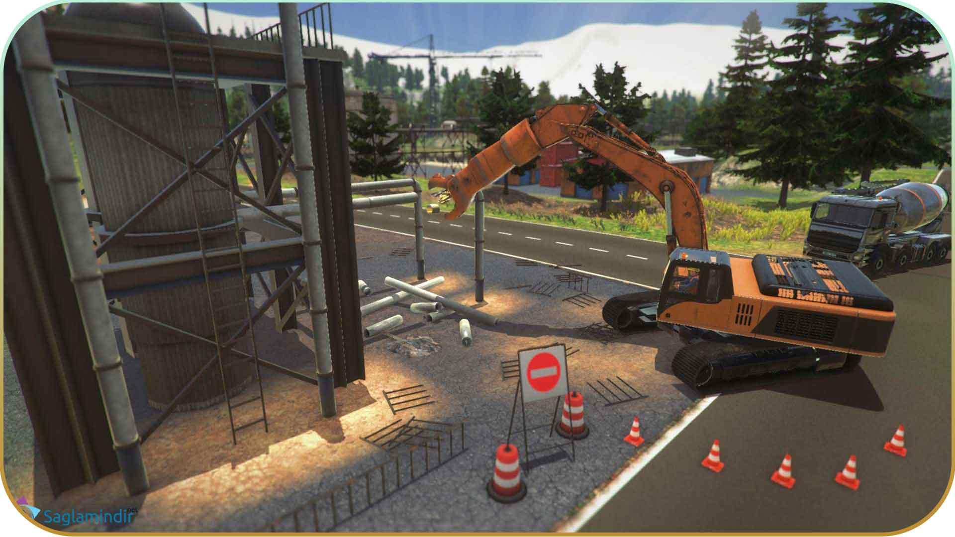 Demolish & Build Company 2017 full indir