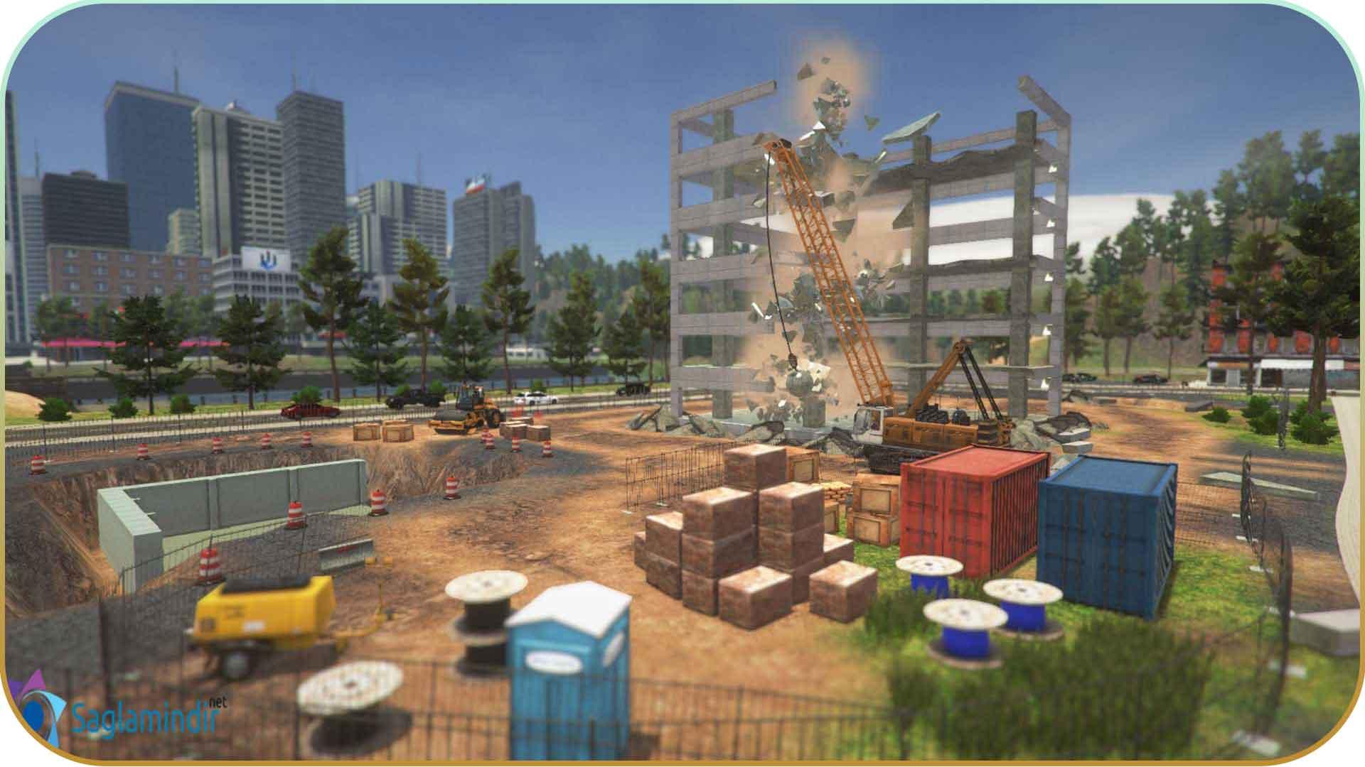 Demolish & Build Company 2017 saglamindir