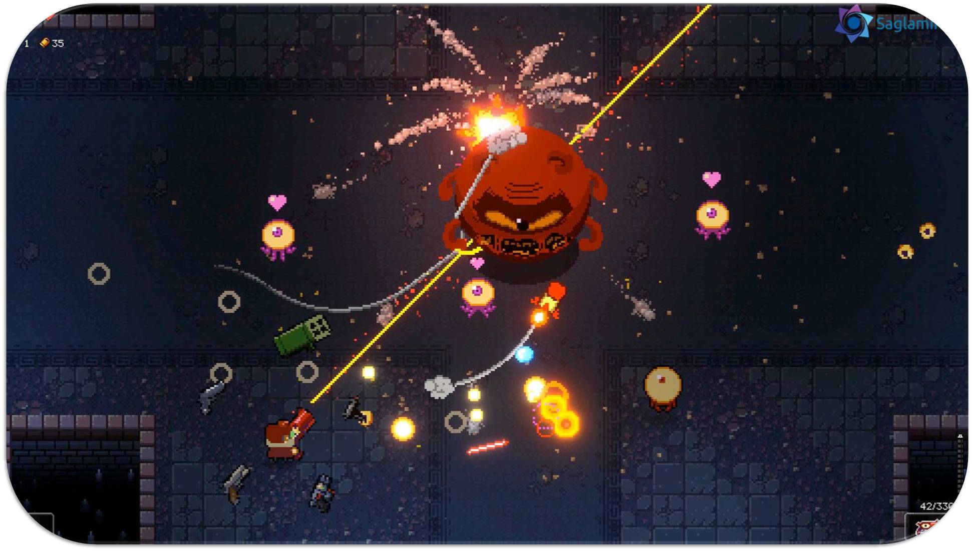 Enter the Gungeon full indir