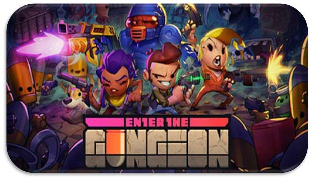 Enter the Gungeon indir