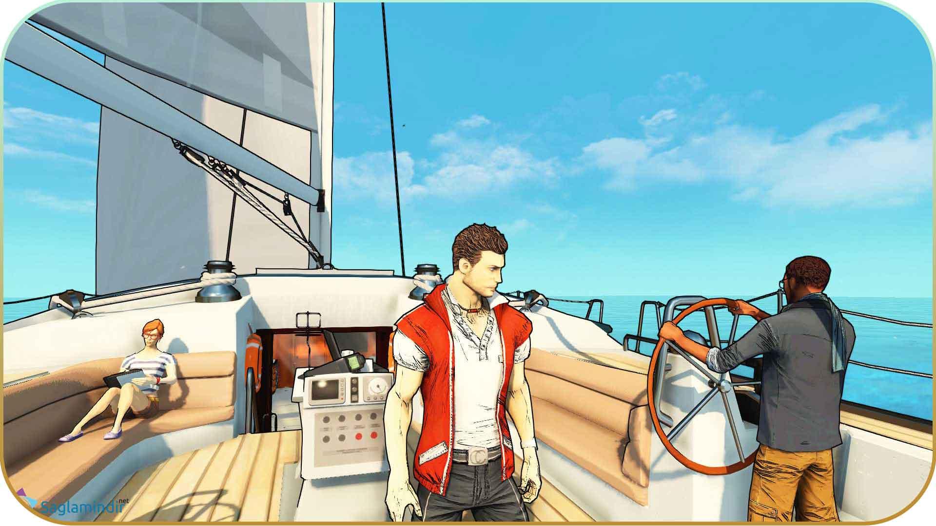 Escape Dead Island torrent indir