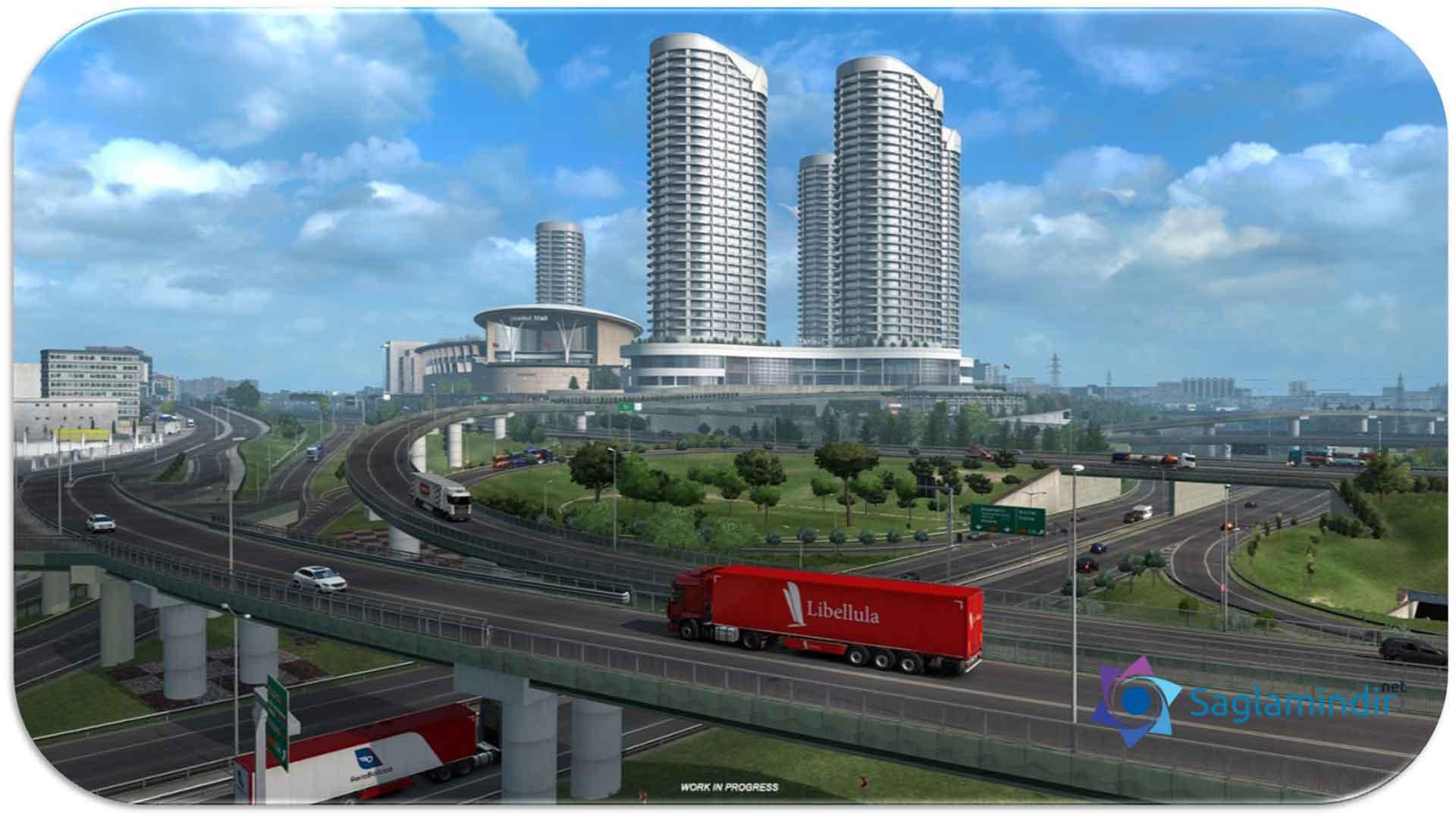 euro truck simulator 2 road to black sea full indir