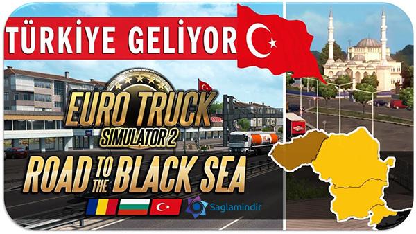 euro truck simulator 2 road to black sea indir