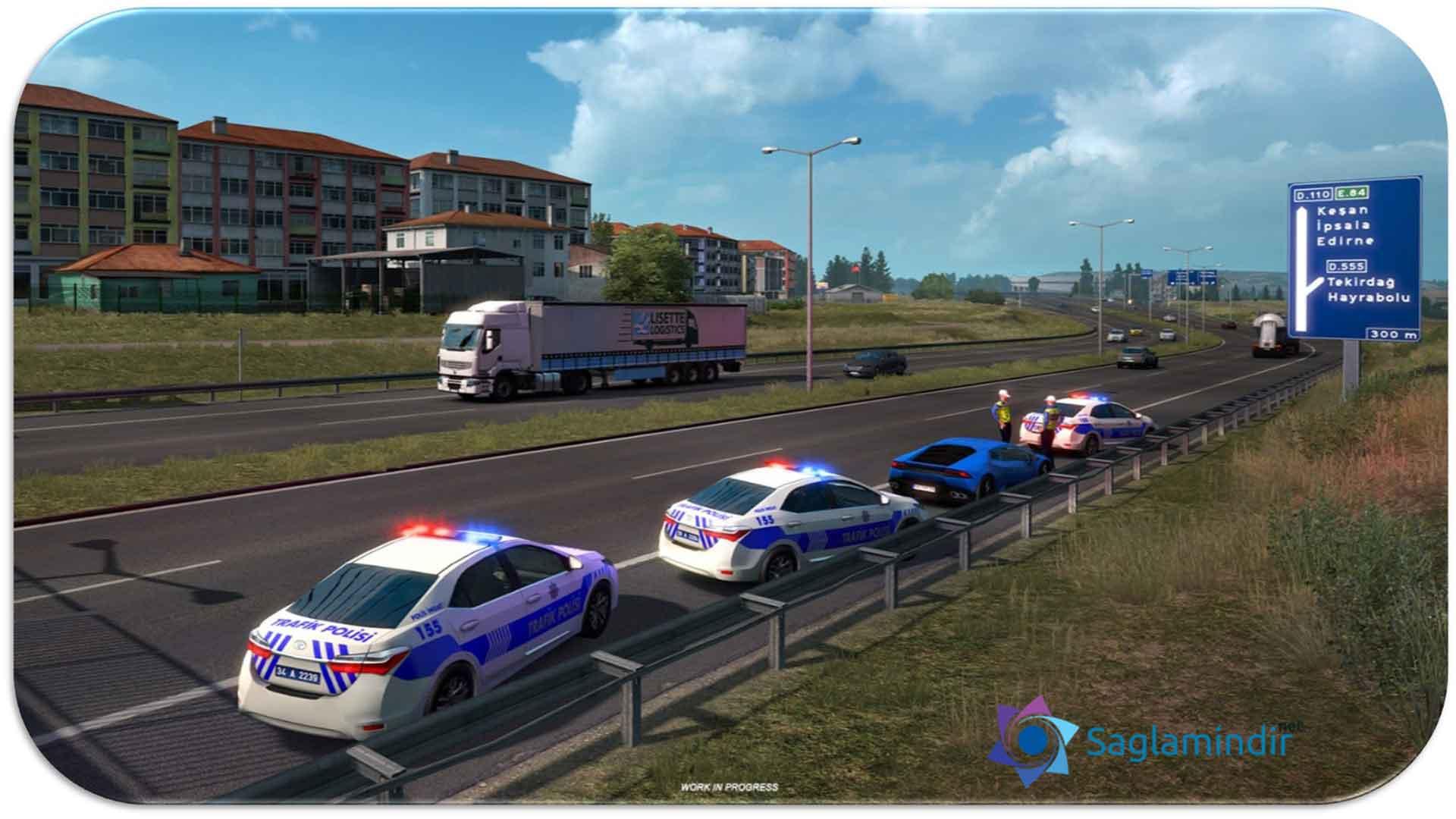 euro truck simulator 2 road to black sea saglamindir