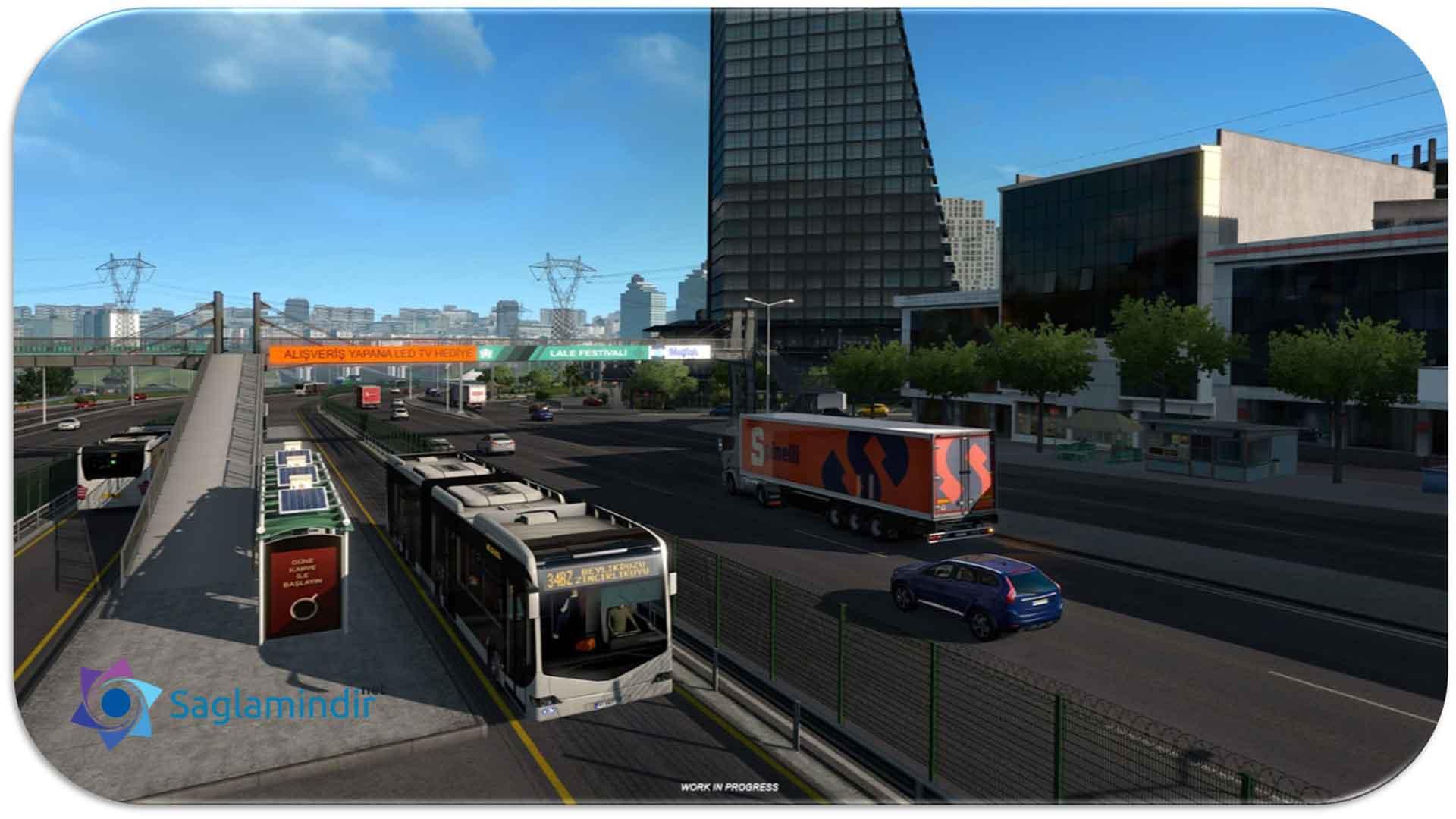 euro truck simulator 2 road to black sea torrent indir