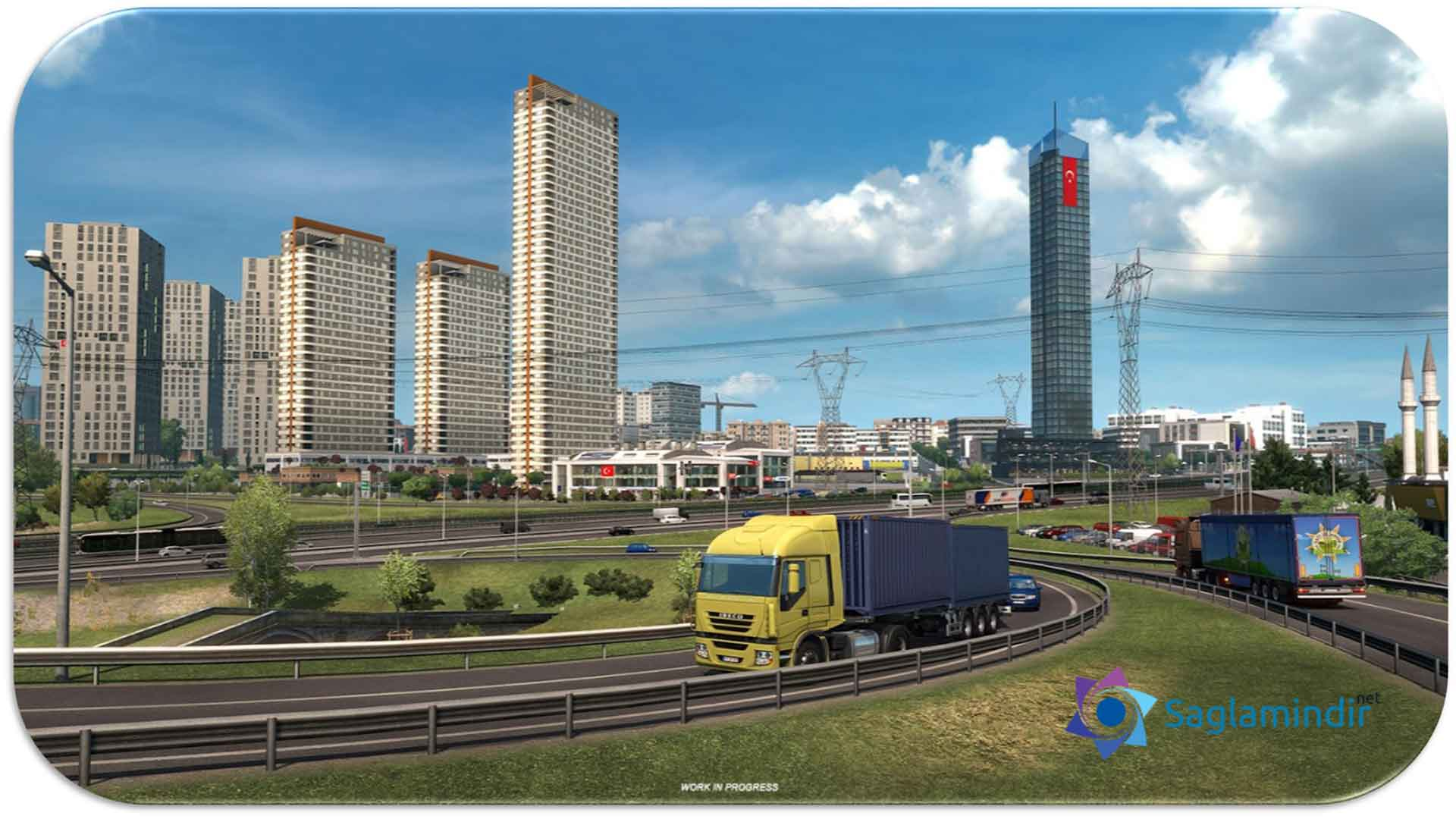 euro truck simulator 2 road to black sea türkçe yama