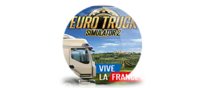 Euro Truck Simulator 2 Vive la France icon