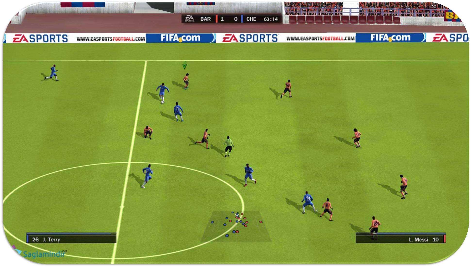 Fifa 10 full indir