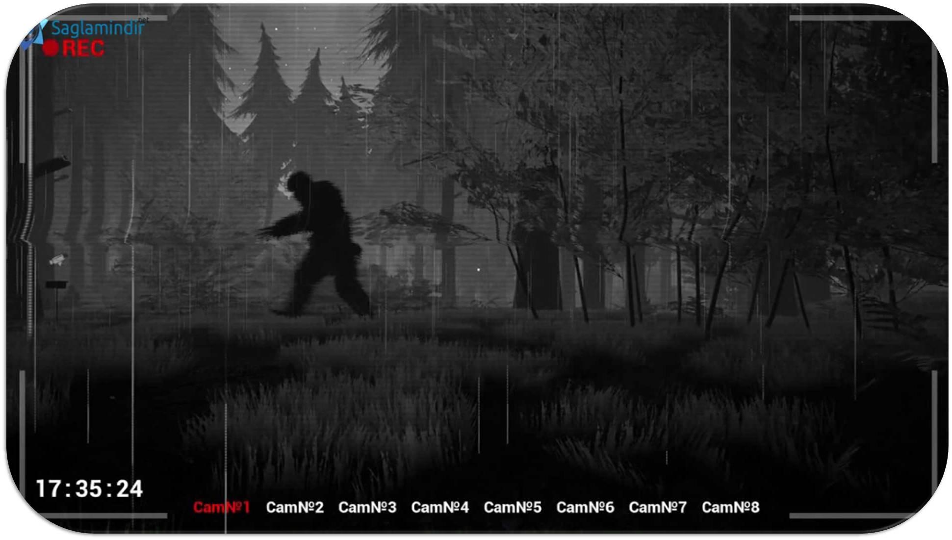 Finding Bigfoot saglamindir