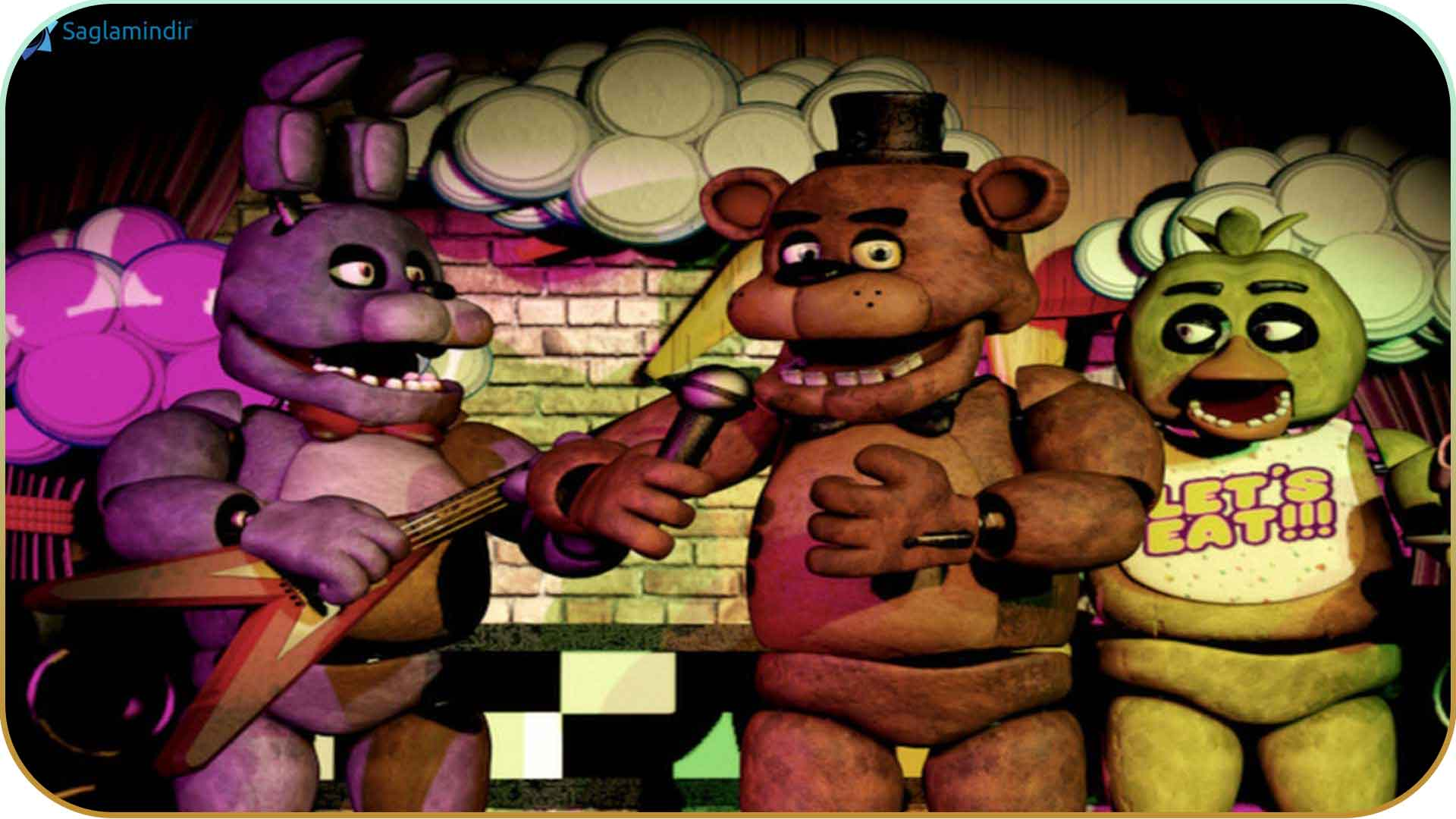 Five Nights at Freddy's 1 torrent indir