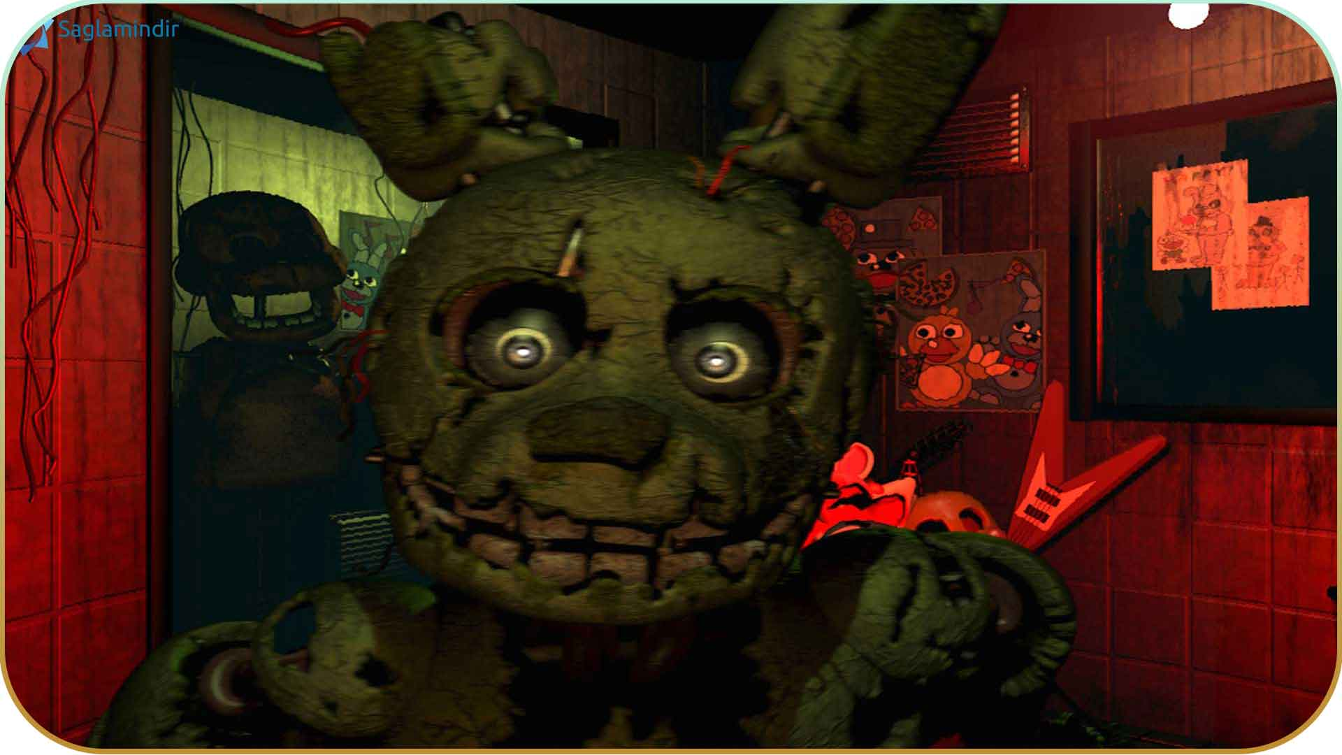 Five Nights at Freddy's 3 full indir