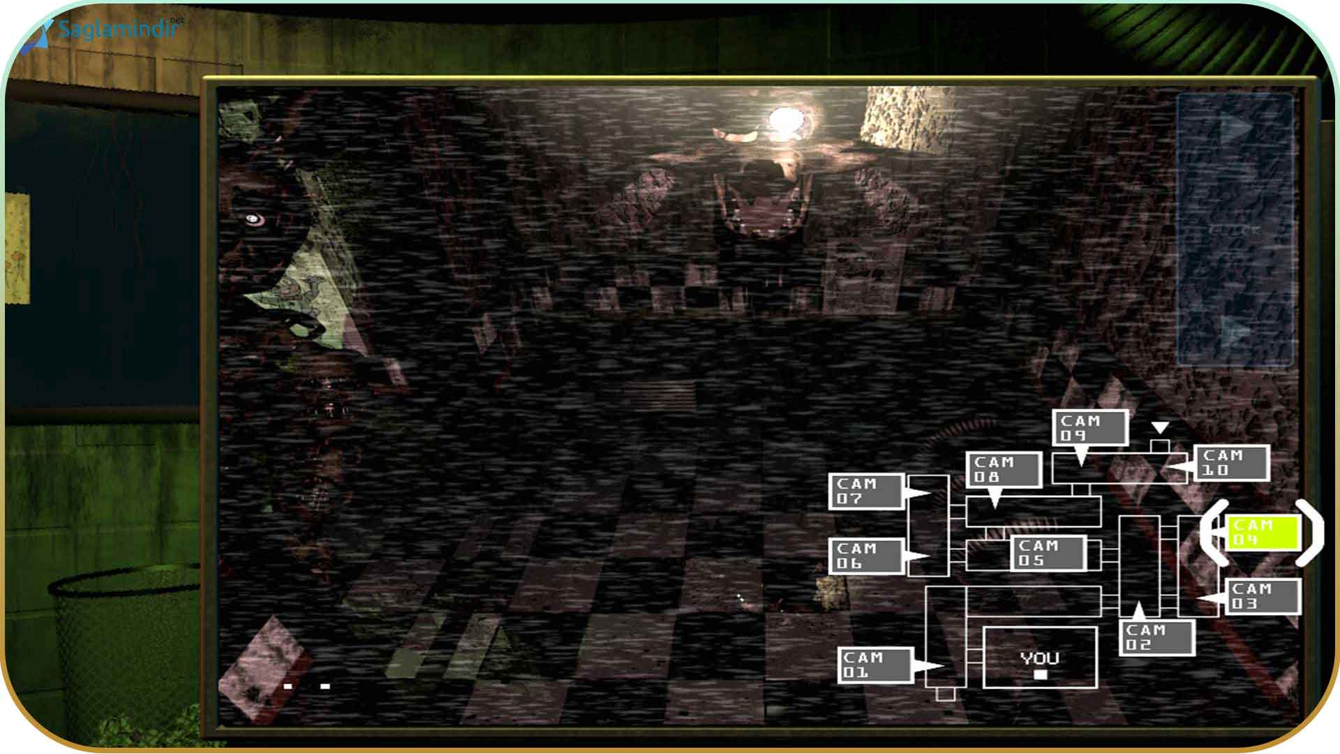 Five Nights at Freddy's 3 torrent indir