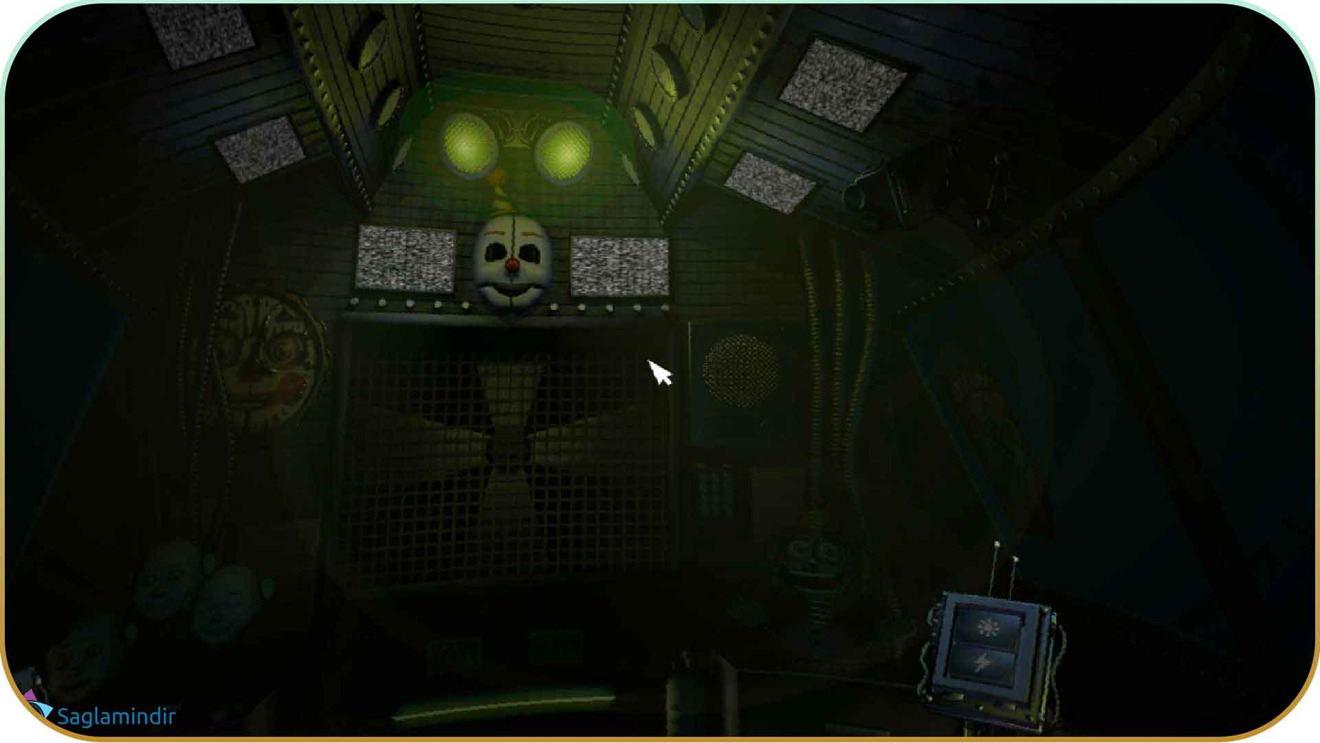 Five Nights at Freddy's Sister Location saglamindir