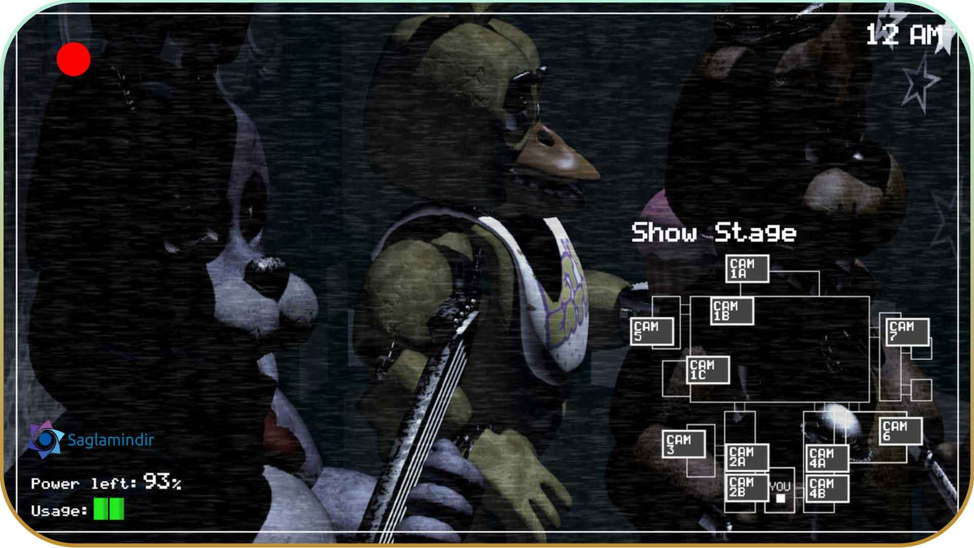 Five Nights at Freddy's 1 full indir