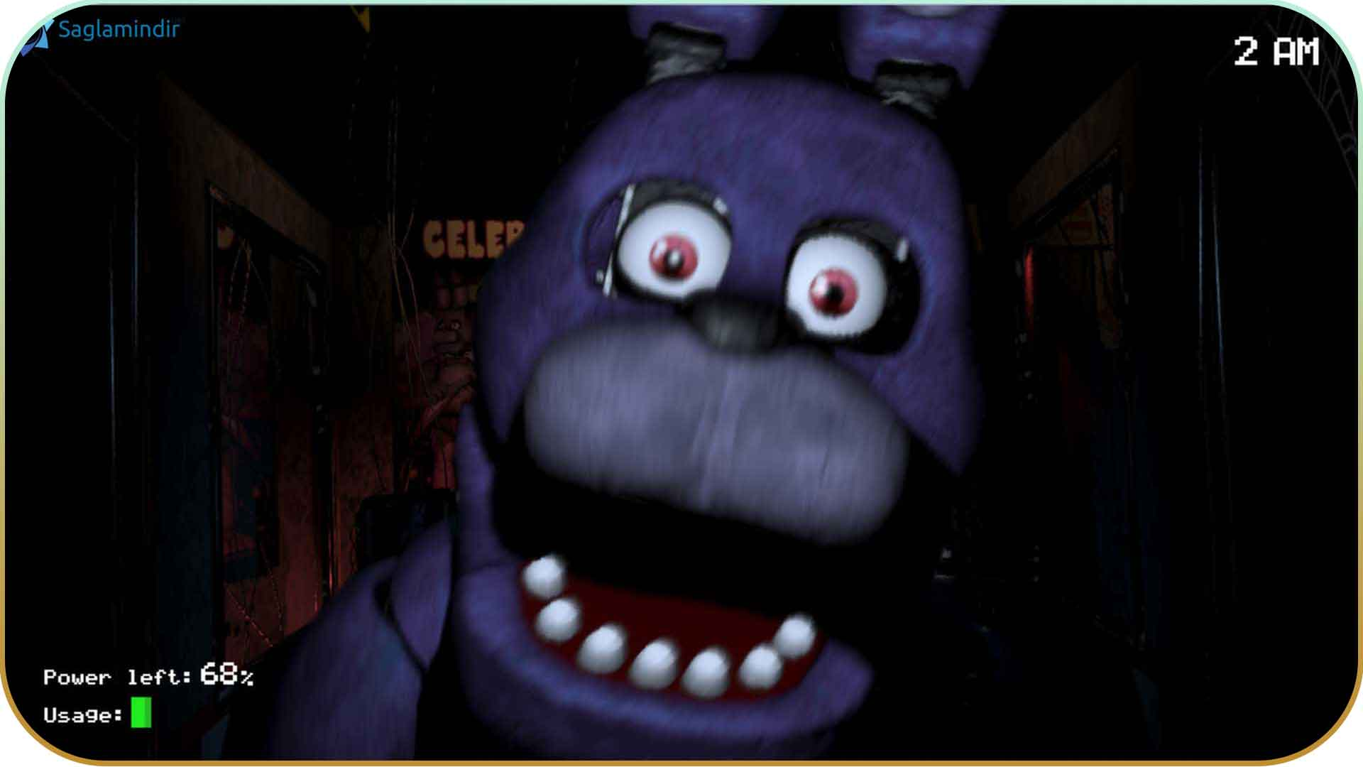 Five Nights at Freddy's 1 saglamindir