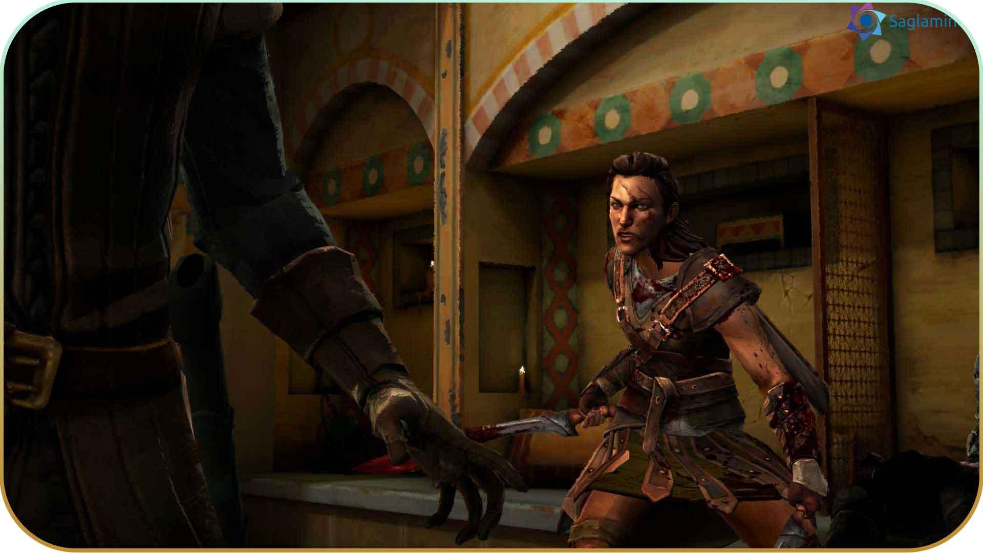 Game of Thrones A Telltale Games Series full indir