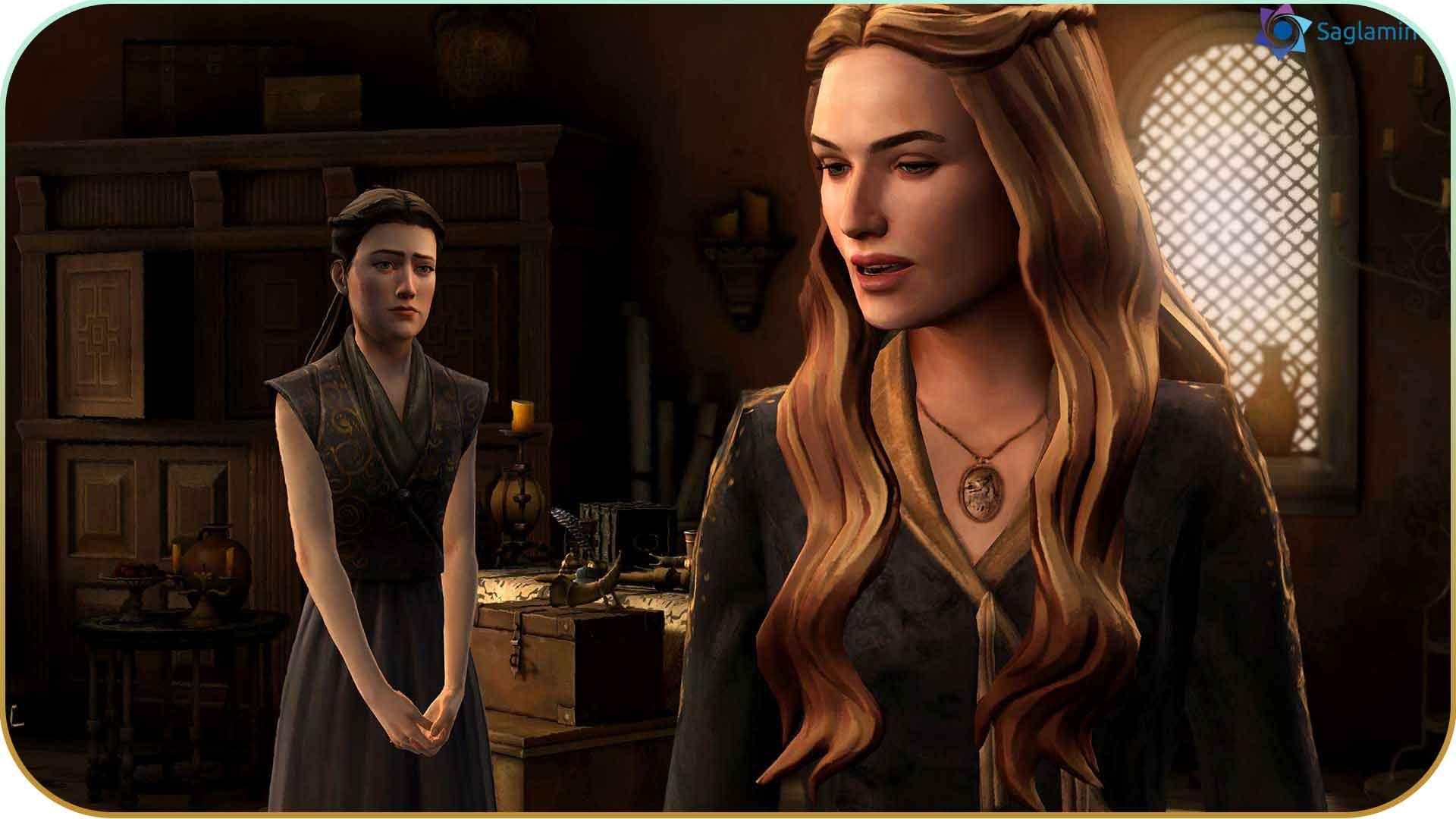 Game of Thrones A Telltale Games Series saglamindir