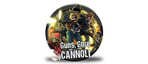 Guns, Gore & Cannoli icon
