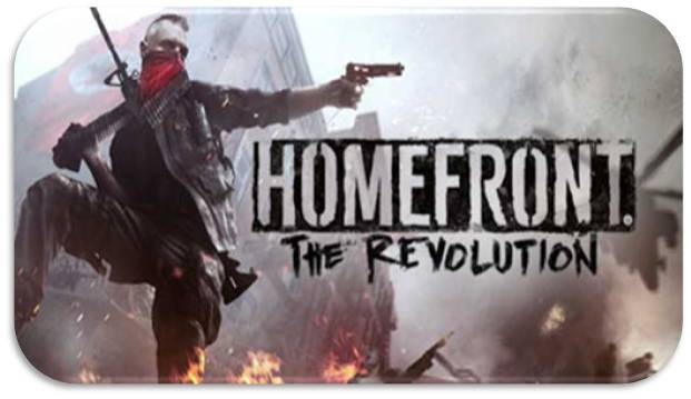 Homefront The Revolution indir
