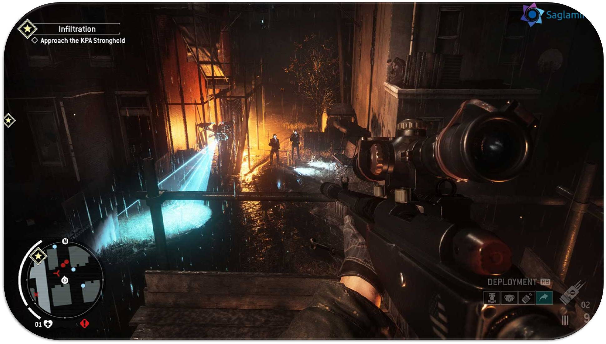 Homefront The Revolution saglamindir