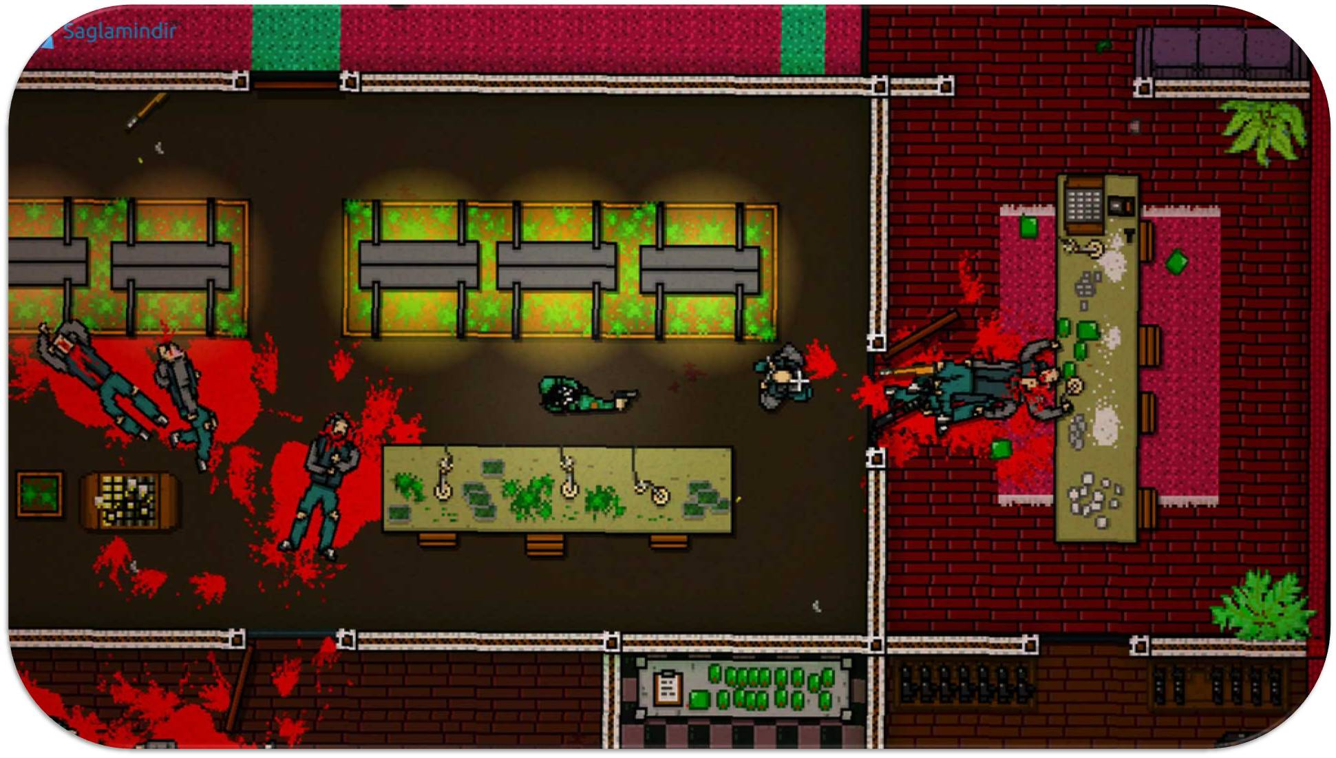 Hotline Miami 2 Wrong Number full indir