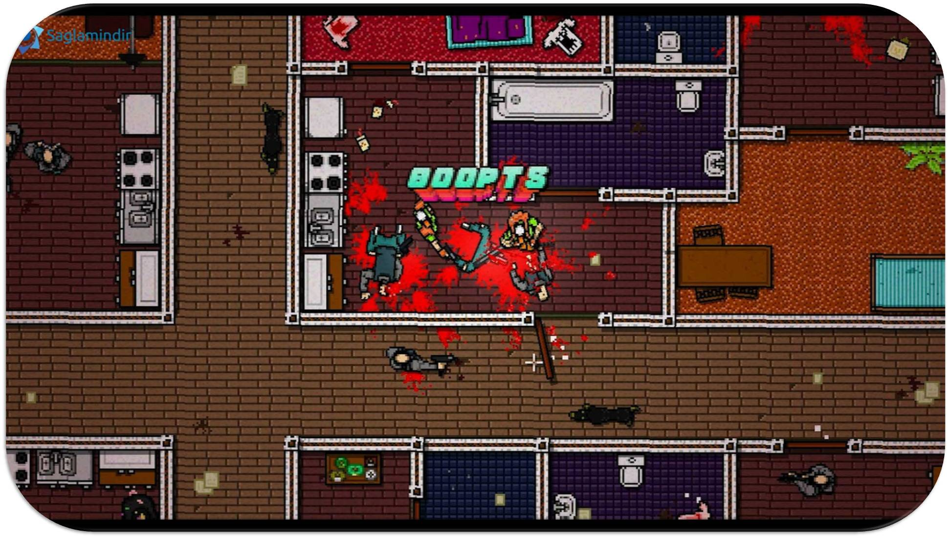 Hotline Miami 2 Wrong Number saglamindir