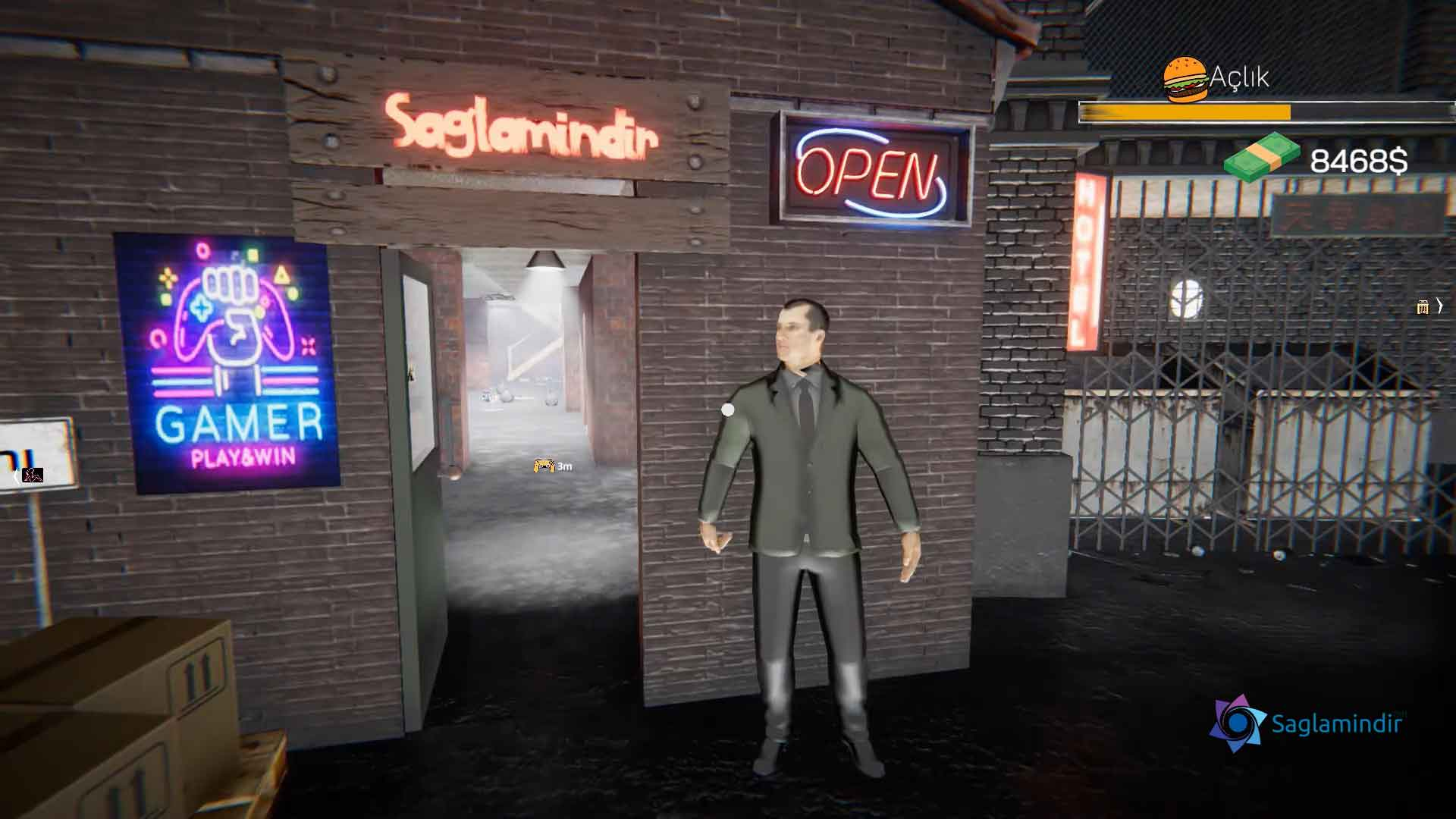 internet cafe simulator türkçe indir
