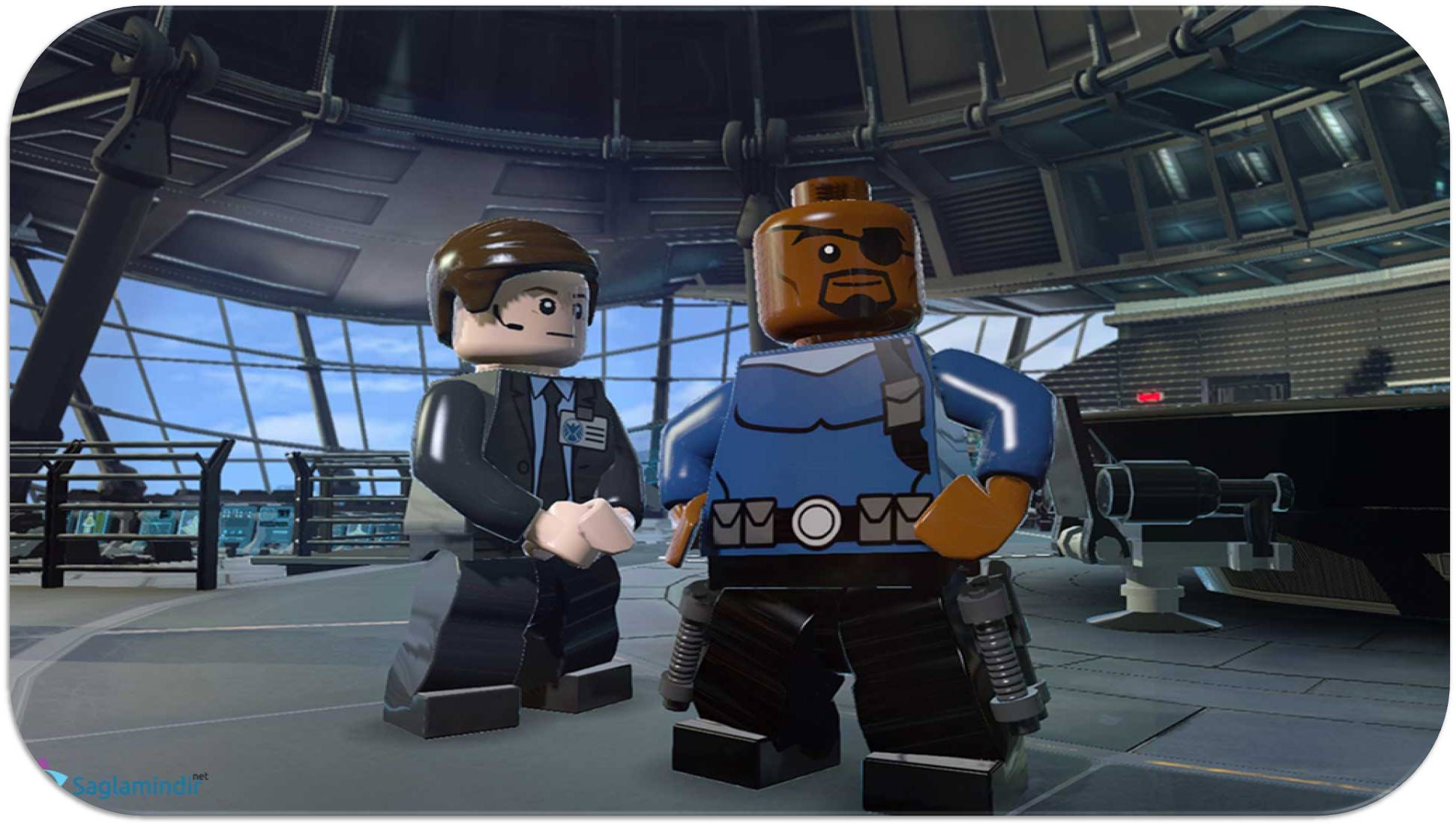 LEGO Marvel Super Heroes full indir