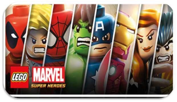 LEGO Marvel Super Heroes indir