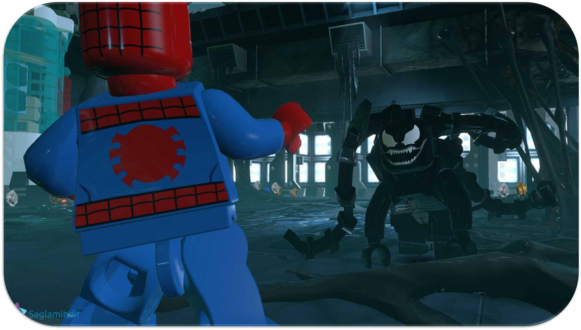 LEGO Marvel Super Heroes saglamindir