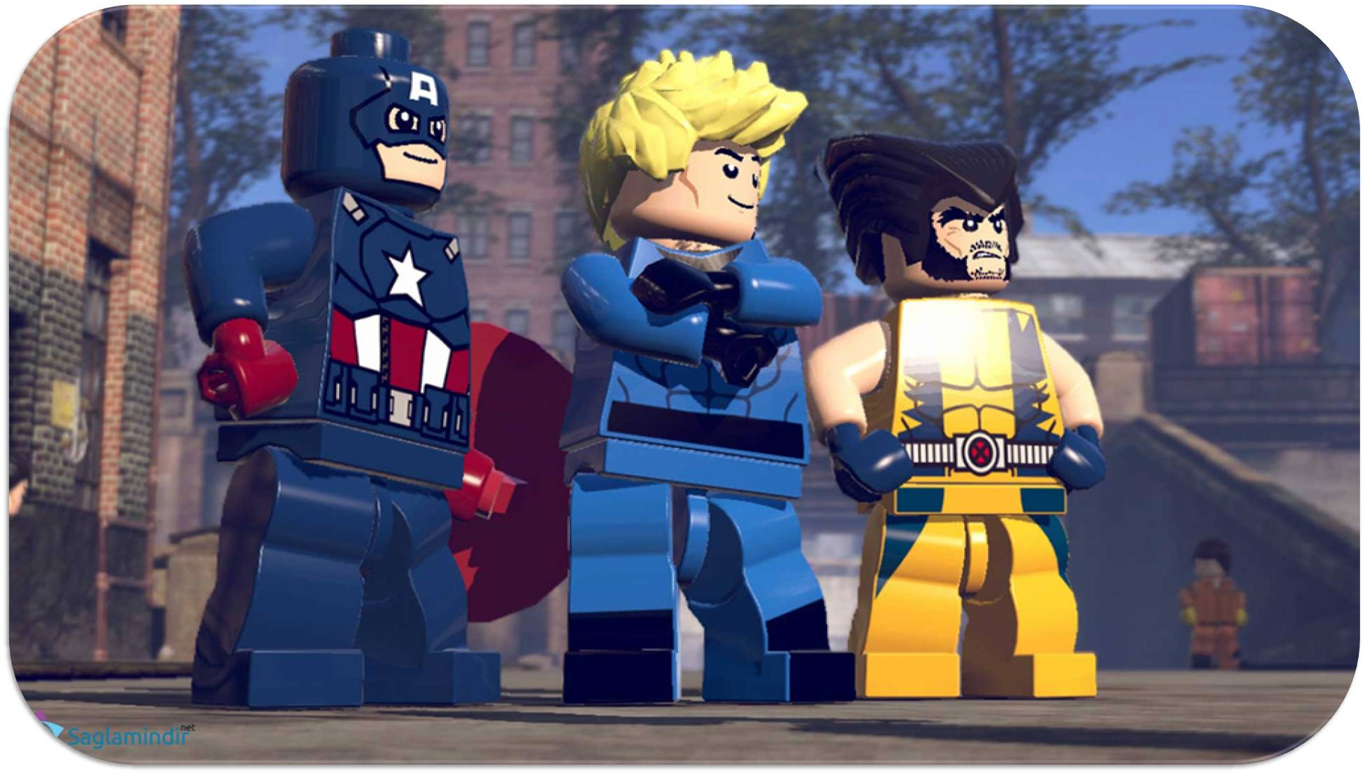 LEGO Marvel Super Heroes torrent indir