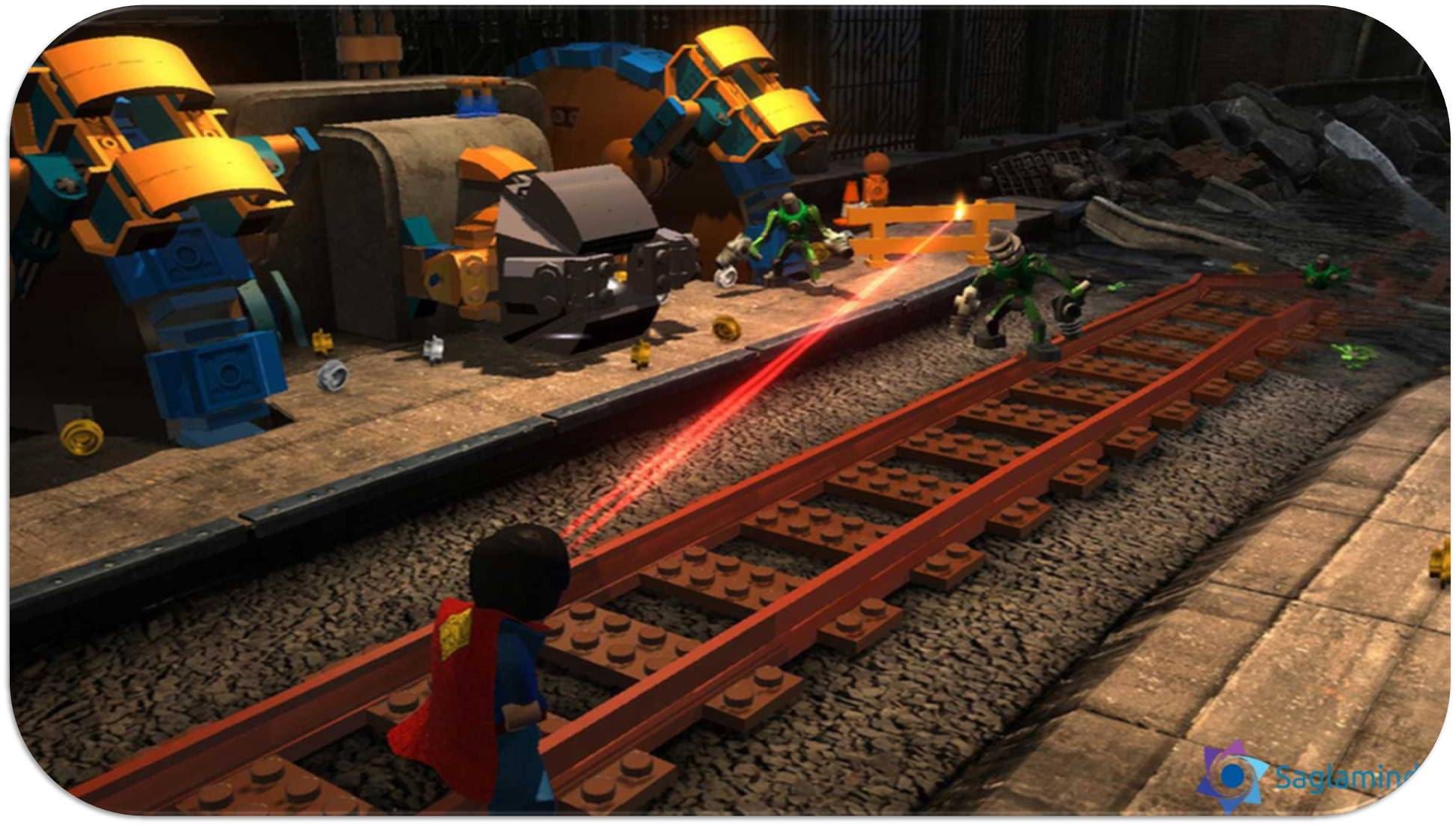 Lego Batman 2 DC Super Heroes full indir