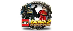 Lego Batman 2 DC Super Heroes icon
