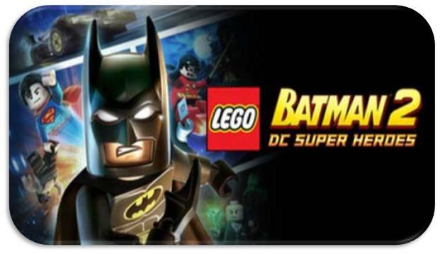 Lego Batman 2 DC Super Heroes indir
