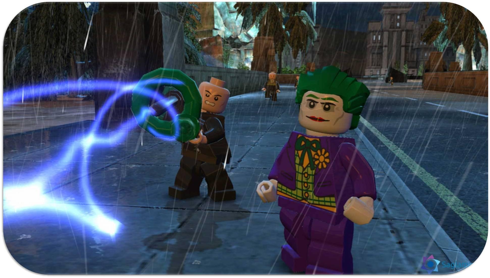 Lego Batman 2 DC Super Heroes saglamindir