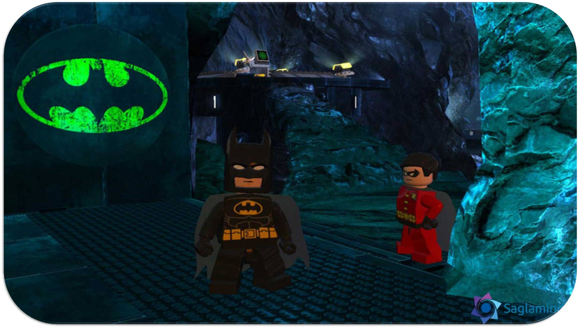 Lego Batman 2 DC Super Heroes torrent indir