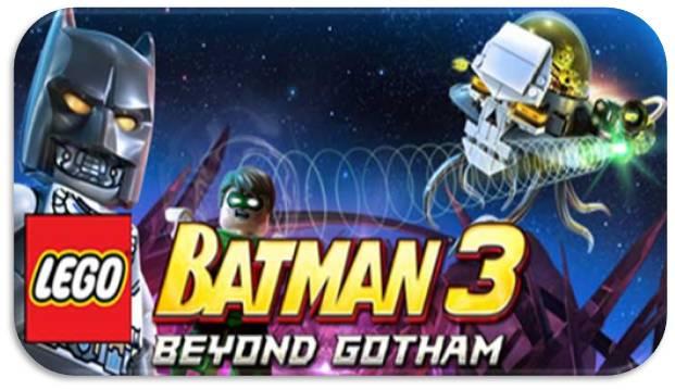 Lego Batman 3 Beyond Gotham indir