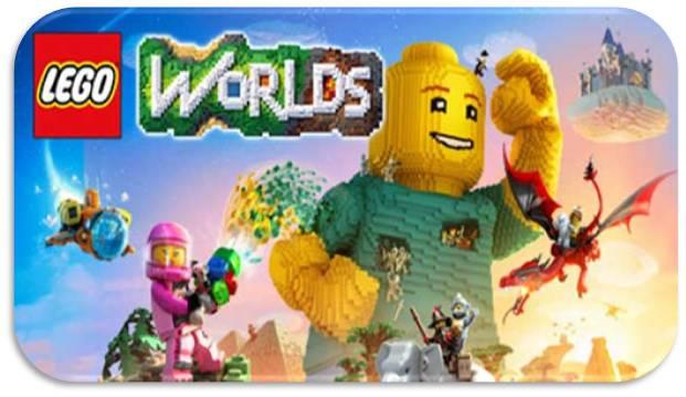 Lego Worlds indir
