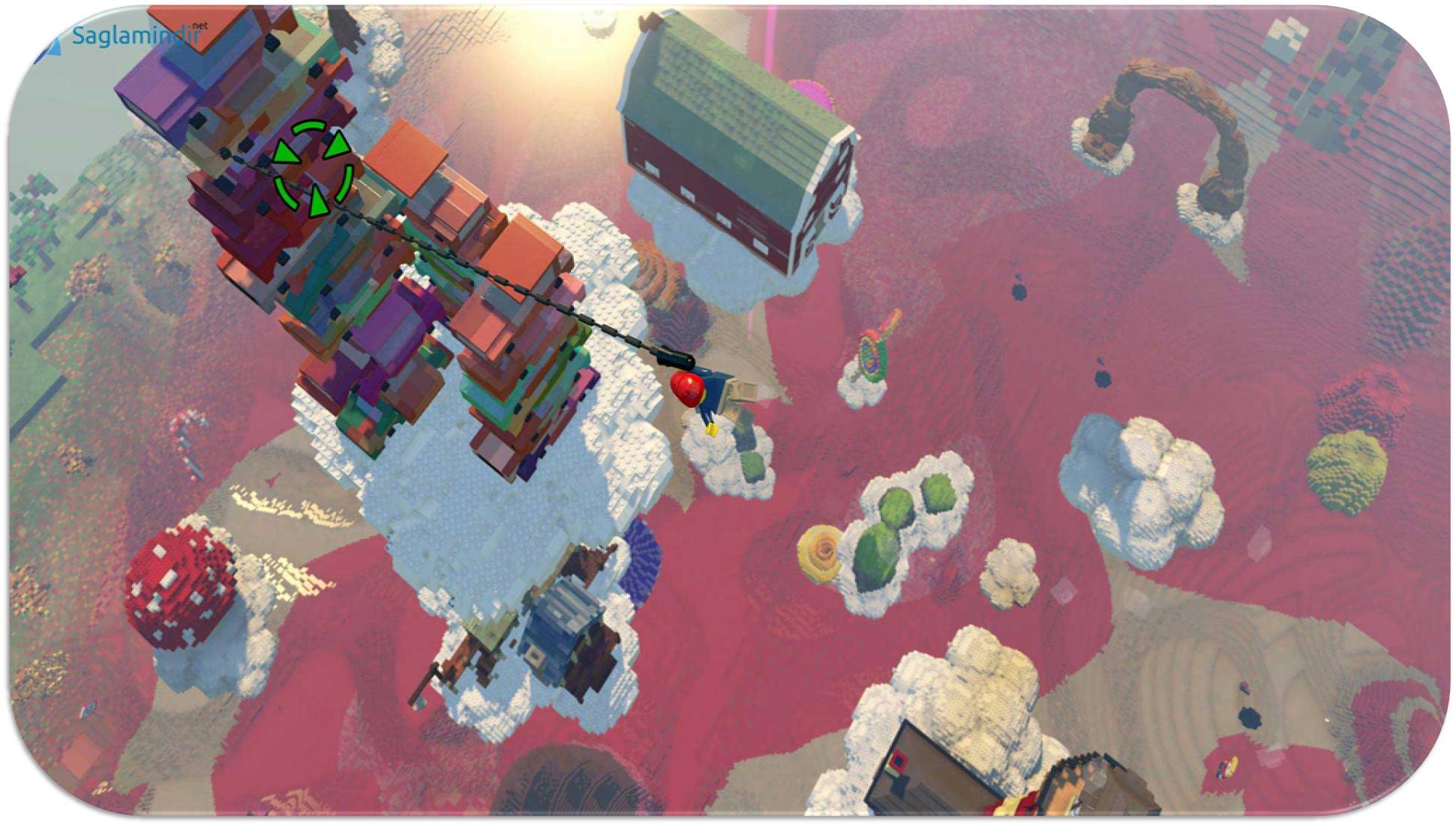 Lego Worlds torrent indir