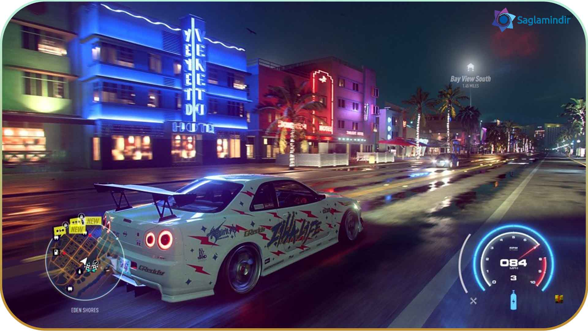 Need For Speed Heat full oyun