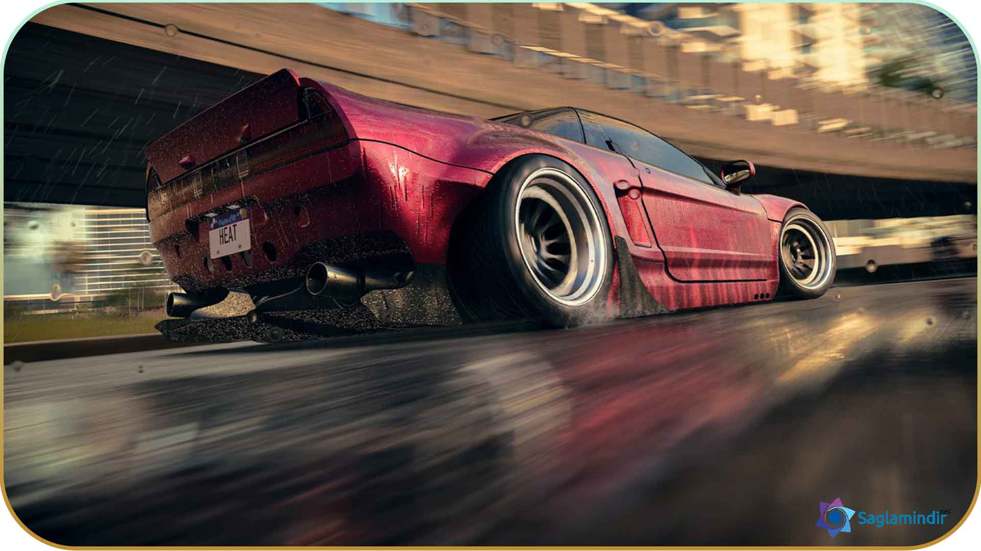 Need For Speed Heat saglamindir