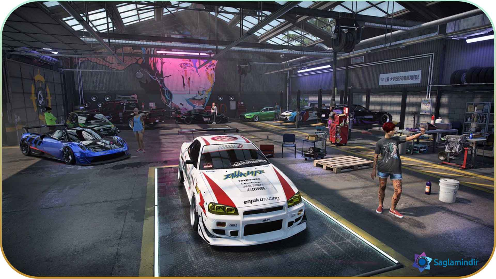 Need For Speed Heat torrent indir