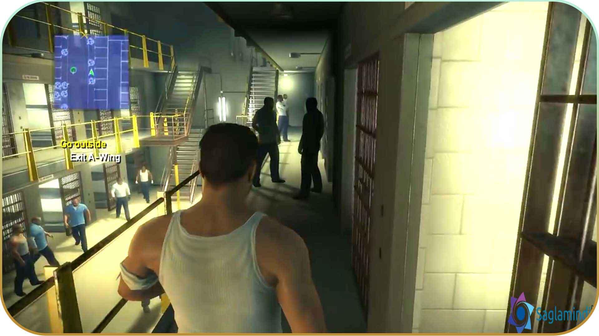 Prison Break The Conspiracy torrent indir