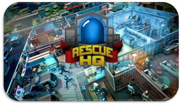 Rescue HQ The Tycoon indir