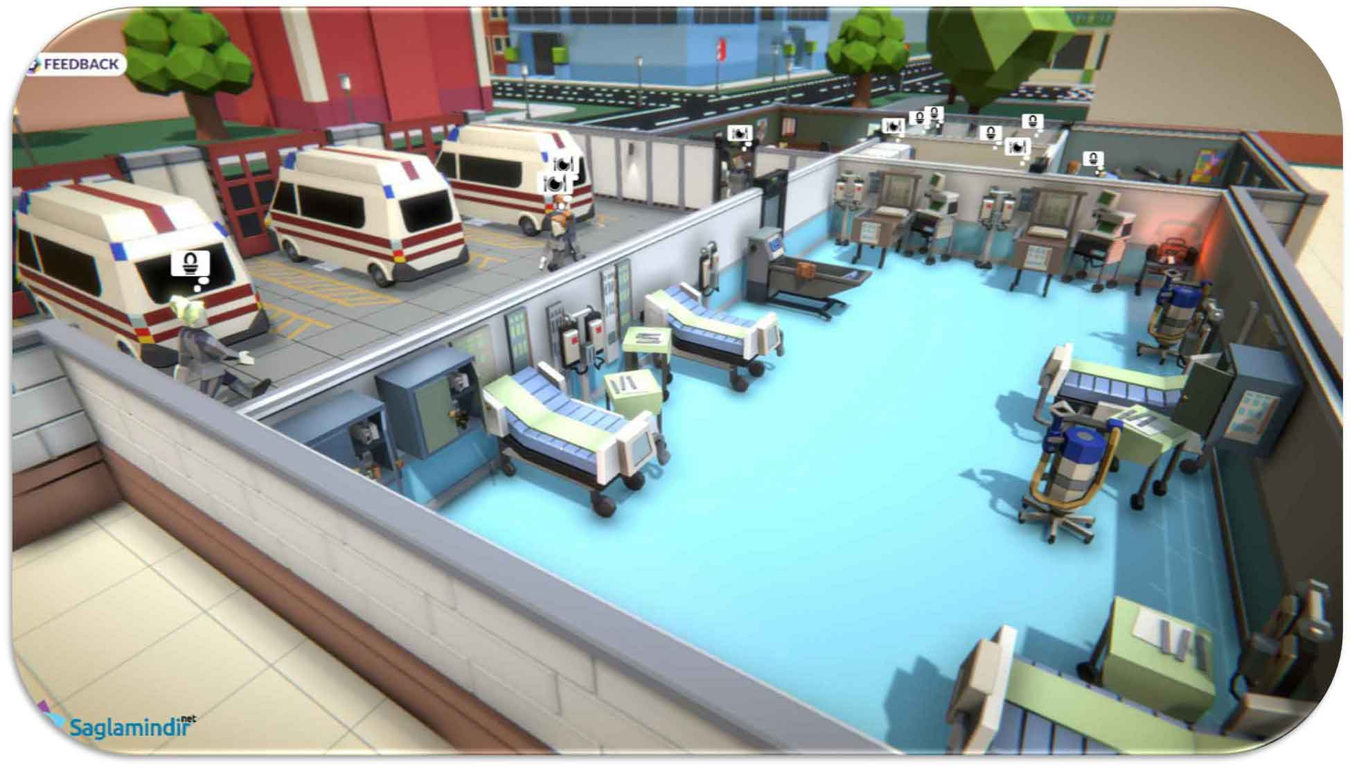 Rescue Hq The Tycoon torrent indir